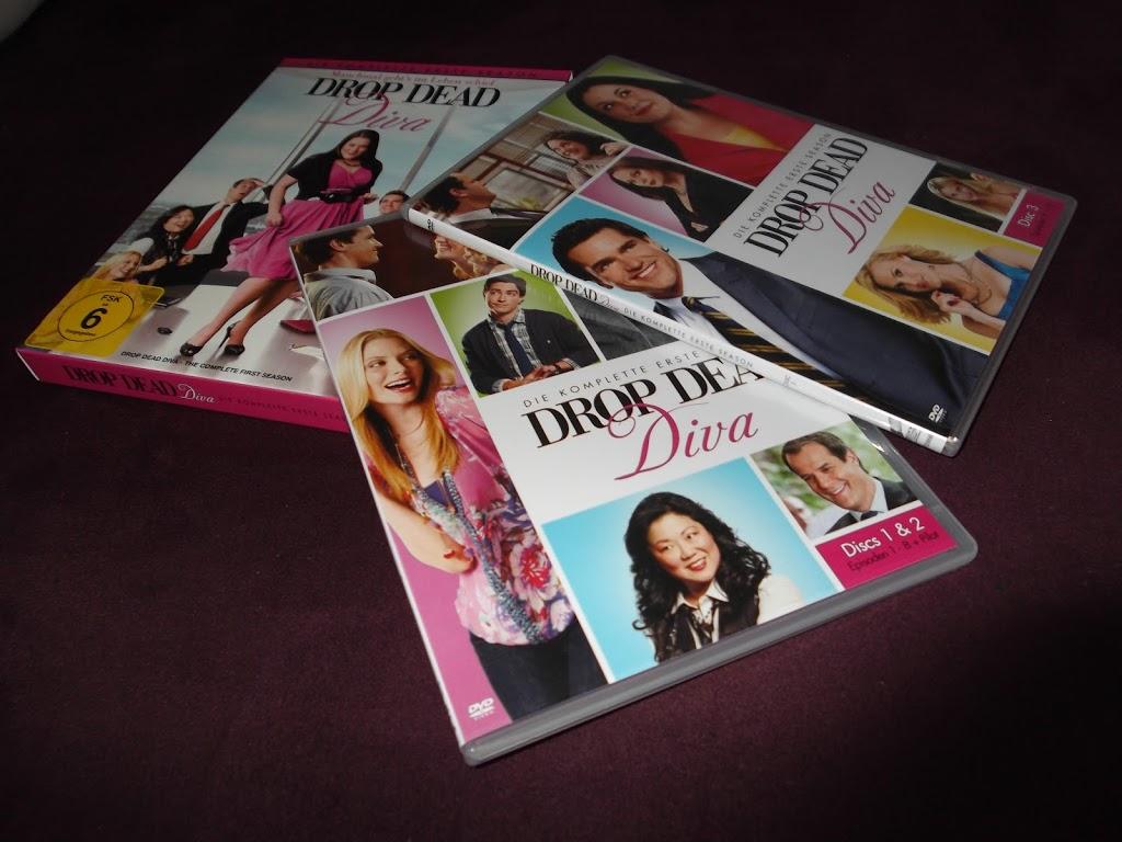 Saturday-Serienjunkie-Review: Drop Dead Diva