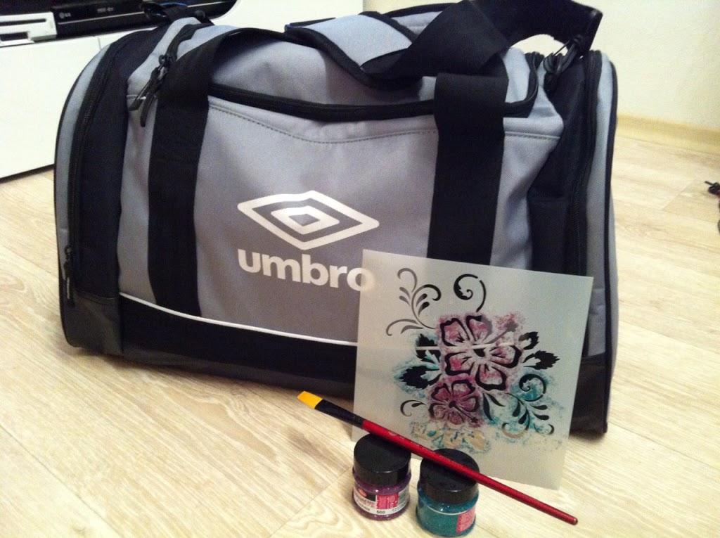 Re-Design my Sportsbag
