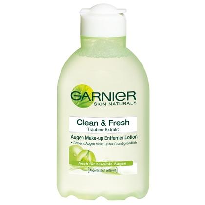 Garnier – Clean & Fresh AugenMake-Up Entferner