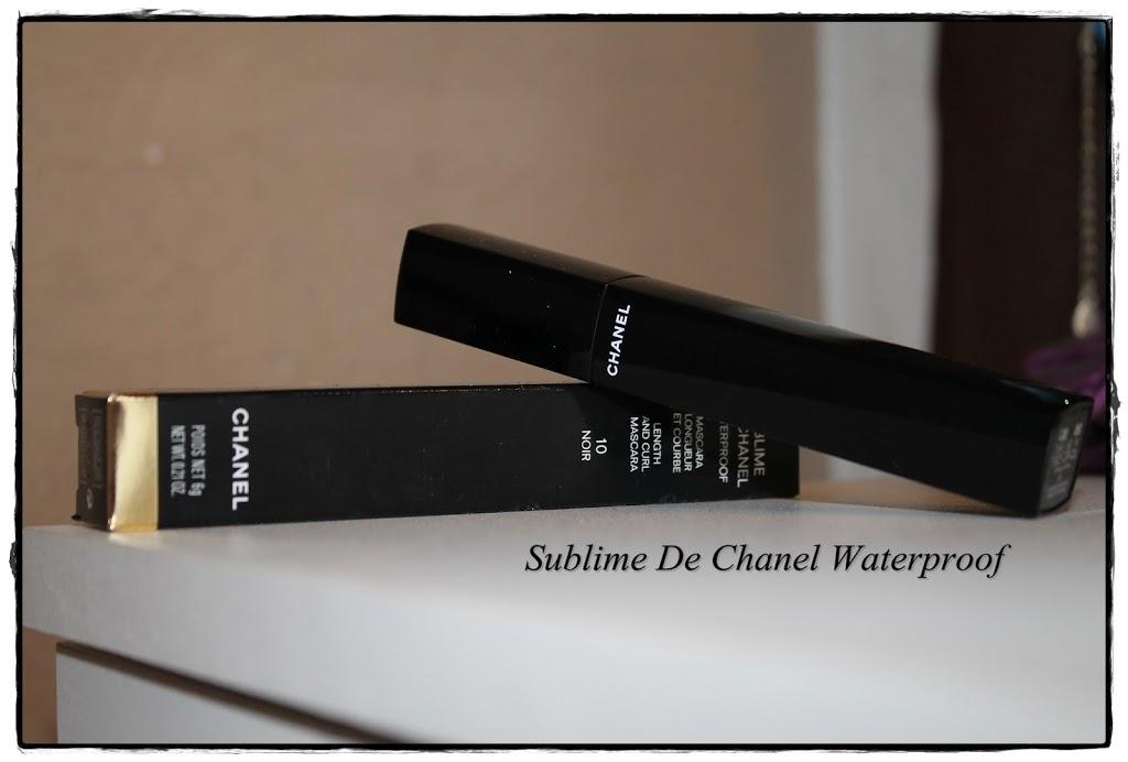 Testing: Sublime De Chanel Mascara