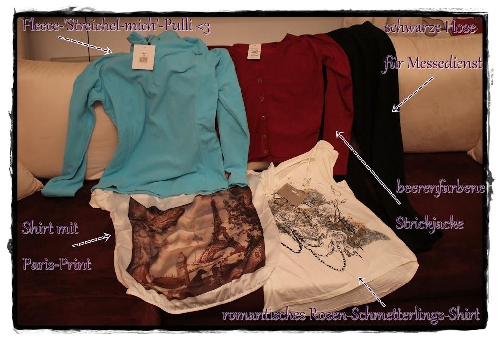 Shopping-Haul Oktober