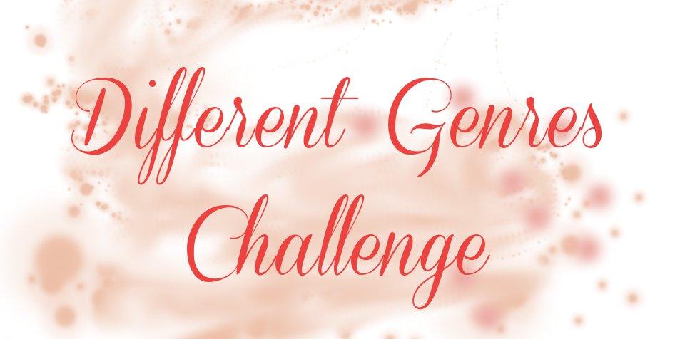 Different Genre Challenge
