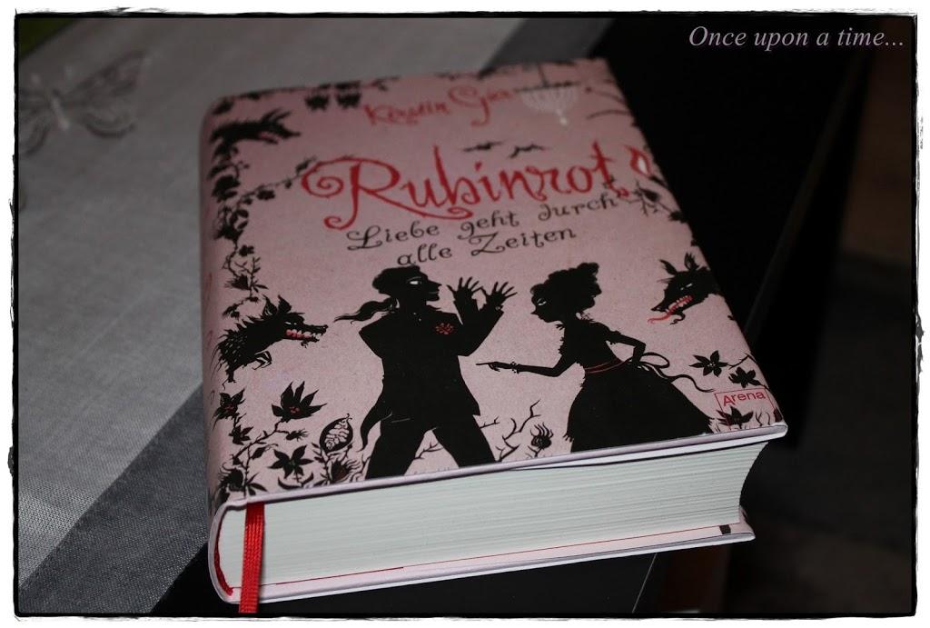 Bücherwurm-Review: Rubinrot