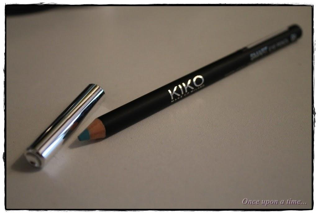 Kiko Cosmetics: Smart Eye Pencil Aquamarin