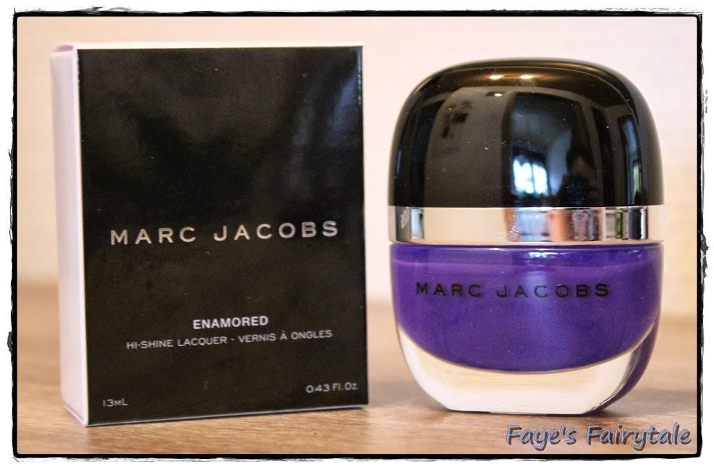 Eingeflogen: Marc Jacobs 'Ultraviolett'