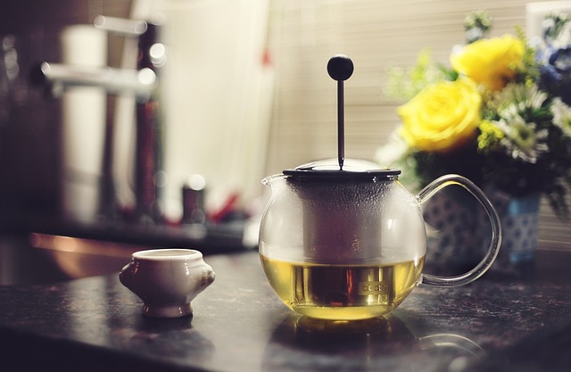 Grüner Tee als Beautywunder