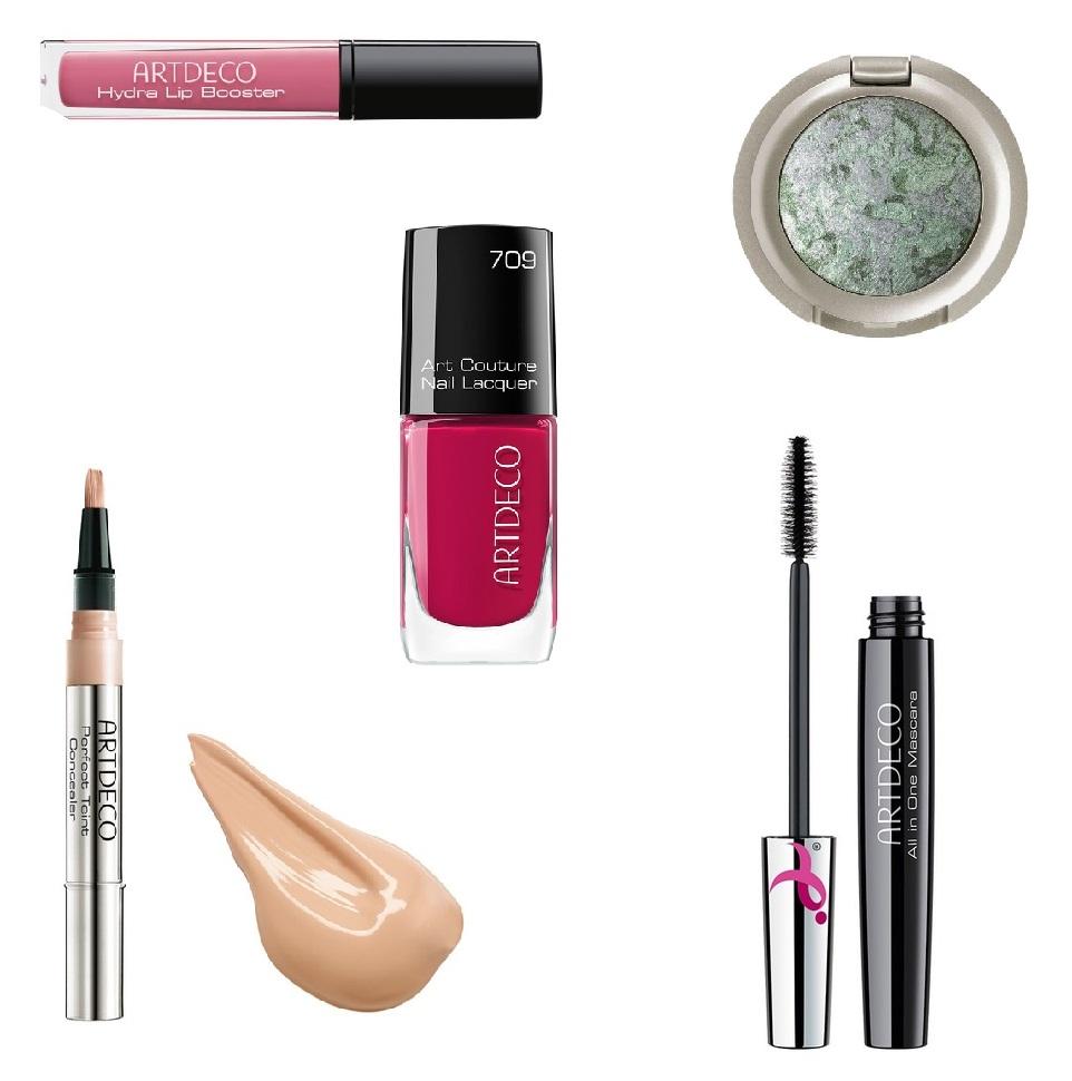 Biergarten-Make-up