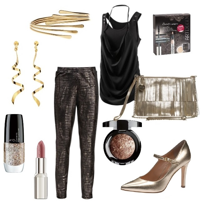 Metallic-Look