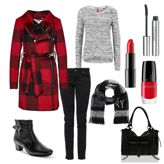 Promi Shopping Queen – Modetrend Rot