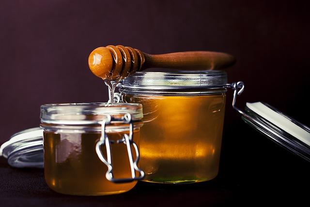 Natürliches Schönheitsmittel - Honig in der Kosmetik Foto: Pixabay