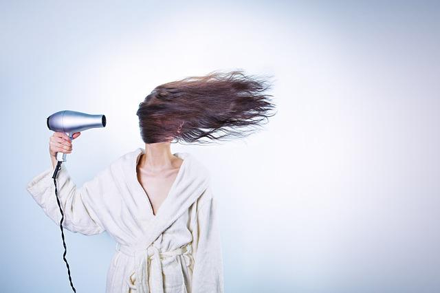 Haarpflege – Weniger ist mehr! Foto: Pixabay