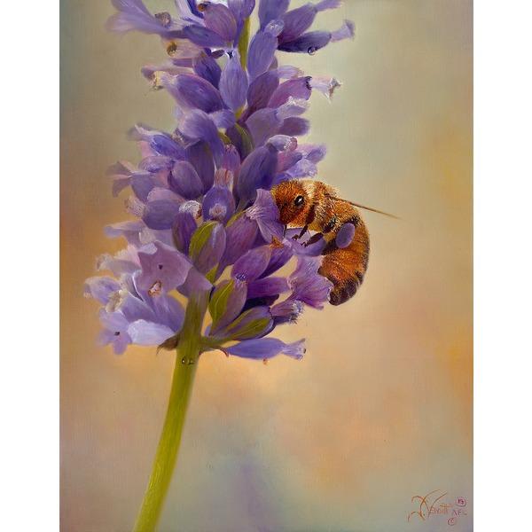 Das süße Produkt der fleißigen Bienchen