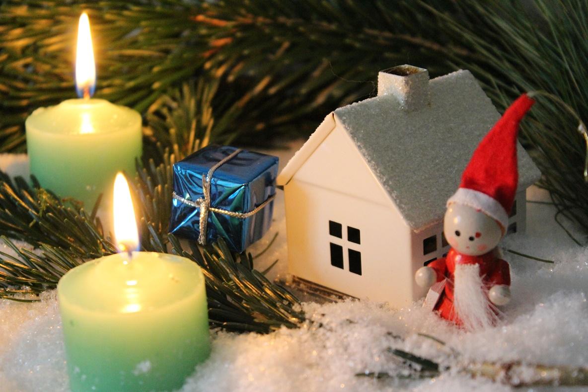 Jede Menge Weihnachtszauber Foto: M. Zimmermann