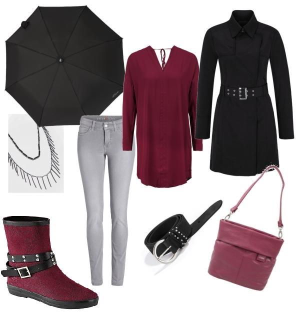 Shopping Queen – Mein Look zum Wochenmotto: Singing in the Rain