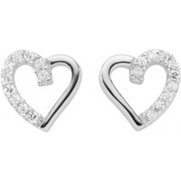 Amoonic Twinkling Hearts Ohrringe