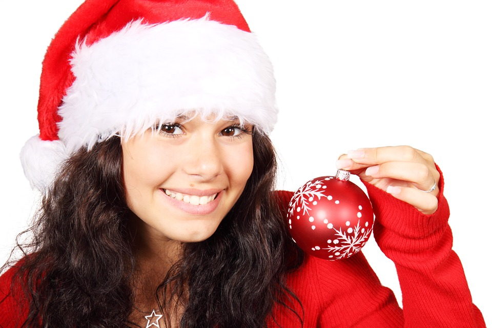 Weihnachtliche Stimmung in der Mode