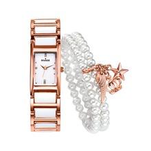 Rivage 2tlg. Set: Uhr mit Armband