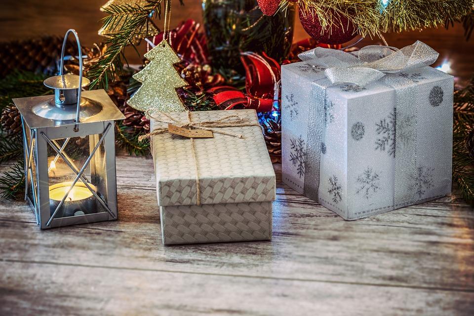 Last-Minute Geschenksets zu Weihnachten