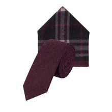 s.Oliver Set Krawatte und Tuch