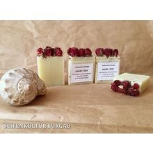 Seifenkultur Romantikseife Winter-Rose