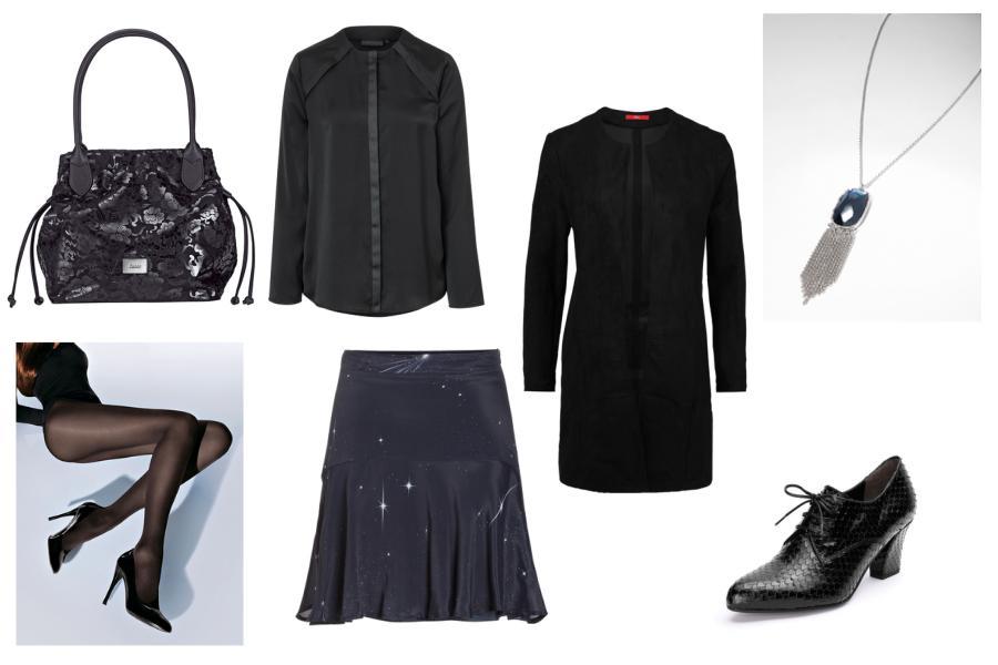 Shopping Queen – Mein Look zum Wochenmotto: Standing Ovations